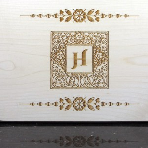 initiale-H